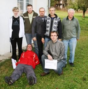 Účastníci 2009